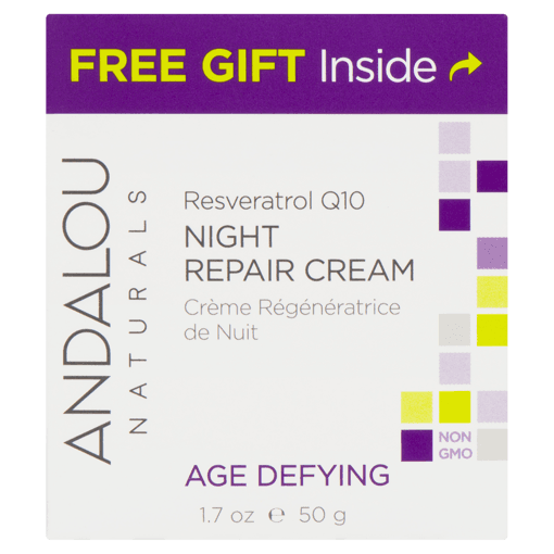 Picture of Resveratrol Q10 Night Repair Cream Age Defying - 50 g