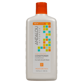 Picture of Argan Oil & Shea Moisture Rich Conditioner - 340 ml