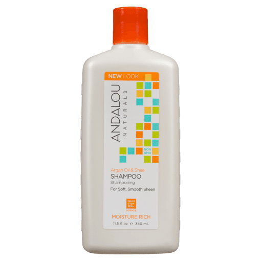 Picture of Argan Oil & Shea Moisture Rich Shampoo - 340 ml