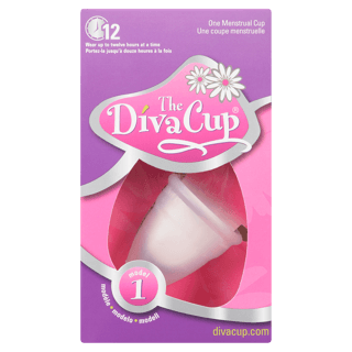 Picture of Menstrual Cup - Model 1 - 1 each