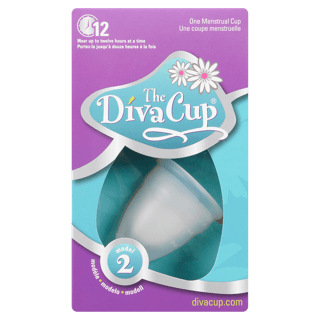 Picture of Menstrual Cup - Model 2 - 1 each