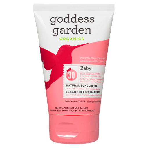 Picture of Baby Natural Sunscreen - SPF 30 - 96 g