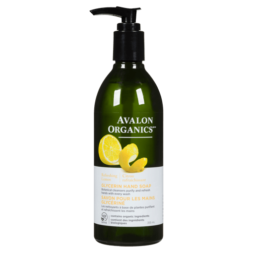 Picture of Liquid Hand Soap - Lemon Glycerin - 355 ml