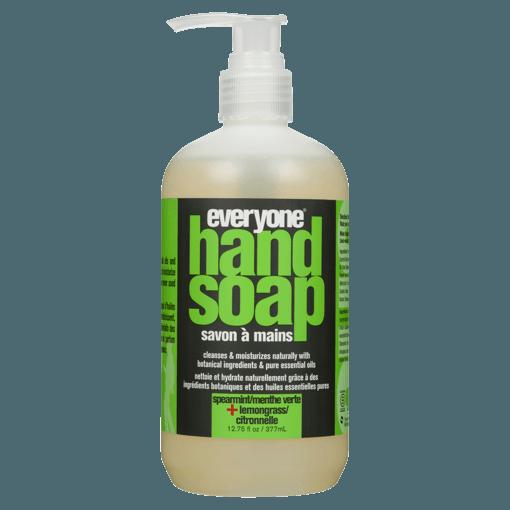 Picture of Hand Soap - Spearmint + Lemongrass - 377 ml