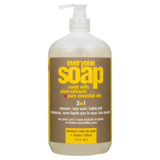 Picture of Soap 3 in 1 - Coconut + Lemon - 960 ml