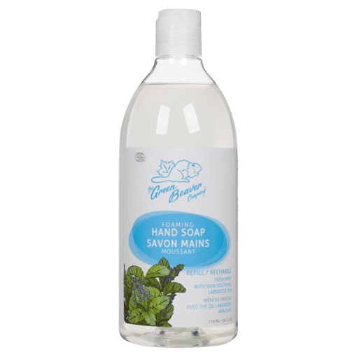 Picture of Foaming Hand Soap Refill - Fresh Mint - 770 ml