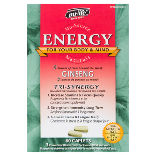 Picture of Energy - 60 capsules