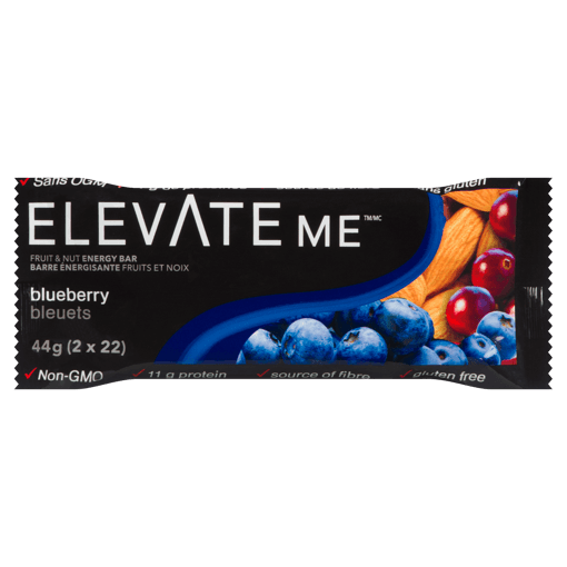 Picture of Energy Bar - Cranberry Blueberry Goji Berry - 44 g