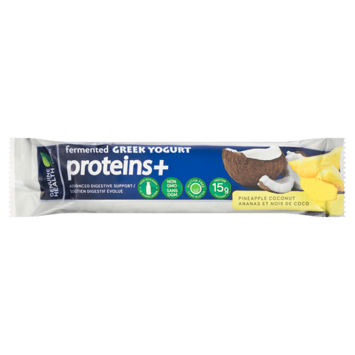 Picture of Fermented Yogurt Protein Bar - Pineapple Coconut - 55 g