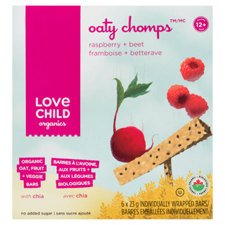 Picture of Oaty Chomps - Raspberry + Beet - 138 g