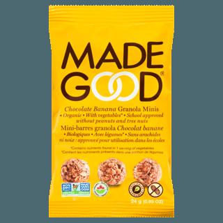 Picture of Granola Minis - Chocolate Banana - 24 g