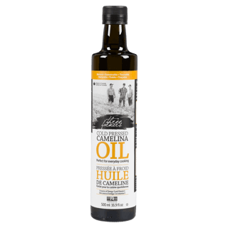 Picture of Camelina Oil - Original - 500 ml