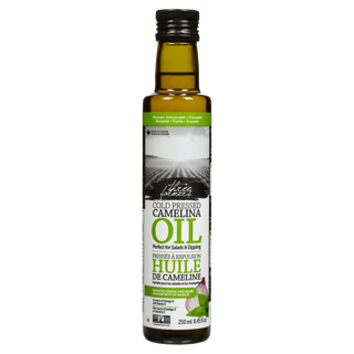 Picture of Camelina Oil - Roasted Onion & Basil - 250 ml
