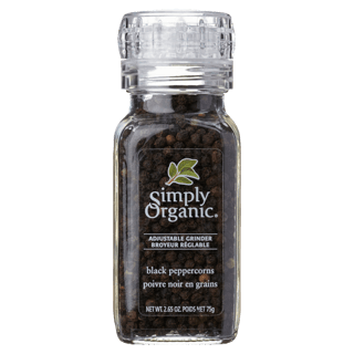 Picture of Black Peppercorns - 75 g