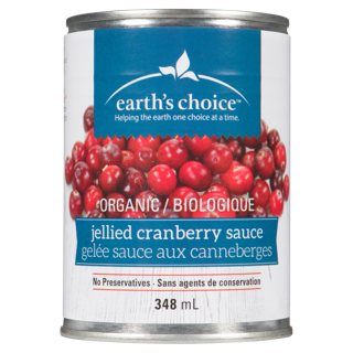 Picture of Cranberry Sauce - Jellied - 348 g