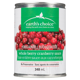Picture of Cranberry Sauce - Whole Berry - 348 g