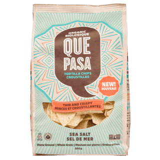 Picture of Thin and Crispy Tortilla Chips - Sea Salt - 300 g