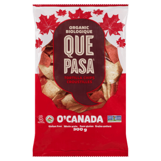 Picture of Tortilla Chips - O Canada - 300 g