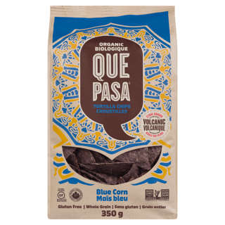 Picture of Tortilla Chips - Blue Corn - 350 g