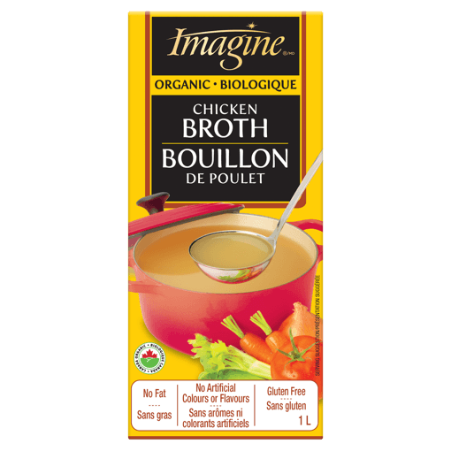 Picture of Broth - Free Range Chicken - 1 L