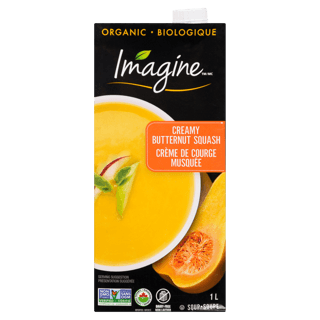 Picture of Soup - Creamy Butternut Squash - 1 L