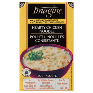 Picture of Soup - Hearty Chicken Noodle - 500 ml