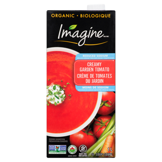 Picture of Soup - Creamy Garden Tomato - 1 L
