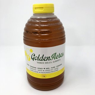 Picture of Pure Canadian Honey Canada No.1 White Pasturized Liquid - 1 kg