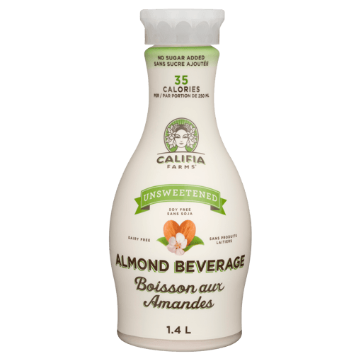 Picture of Almond Beverage - Unsweetened - 1.4 L