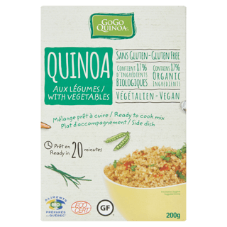 Picture of Quinoa - Vegetables - 200 g