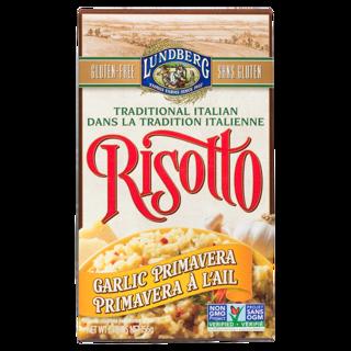 Picture of Risotto - Garlic Primavera - 155 g