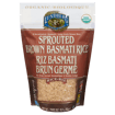Picture of Sprouted Rice - Brown Basmati - 454 g