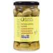 Picture of Organic Pitted Green Olives - 290 ml