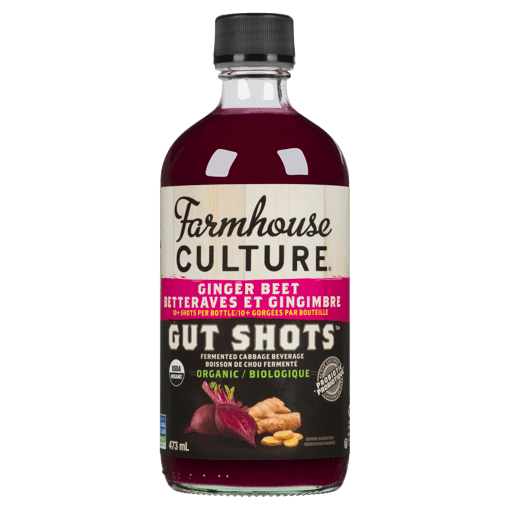 Picture of Gut Shot - Ginger Beet - 473 ml