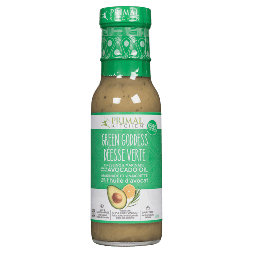 Picture of Dressing & Marinade Made With Avocado Oil - Green Goddess - 237 ml