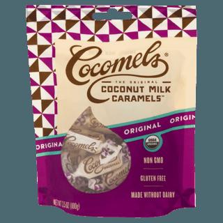 Picture of Coconut Milk Caramels - Original - 100 g