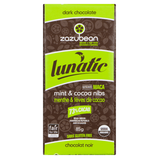 Picture of Chocolate Bar - Lunatic - 85 g