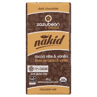 Picture of Chocolate Bar - Nakid - 85 g