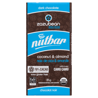 Picture of Chocolate Bar - Nutbar - 85 g