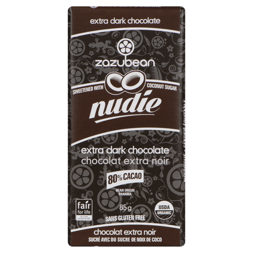 Picture of Chocolate Bar - Nudie - 85 g
