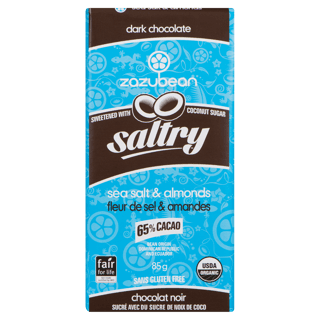 Picture of Chocolate Bar - Saltry - 85 g