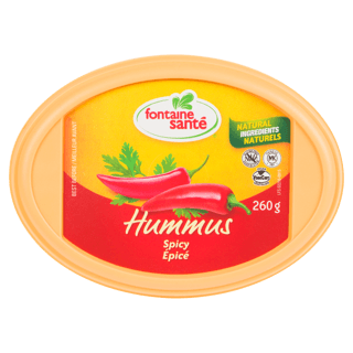 Picture of Hummus - Spicy - 260 g