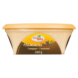 Picture of Hummus - 7 Pepper - 260 g