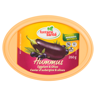 Picture of Hummus - Eggplant & Olive - 260 g