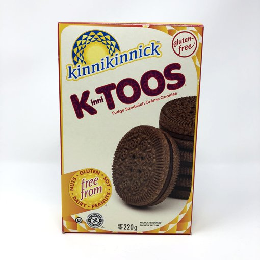 Picture of Kinnitoos - Fudge - 220 g
