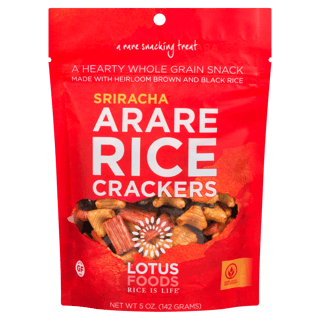 Picture of Arare Rice Crackers - Sriracha - 142 g