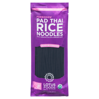 Picture of Pad Thai Rice Noodles - Forbidden - 227 g