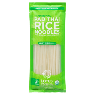 Picture of Pad Thai Rice Noodles - Traditional - 227 g