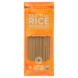 Picture of Pad Thai Rice Noodles - Brown - 227 g