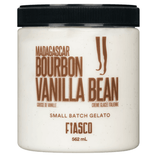 Picture of Gelato - Madagascar Bourbon Vanilla Bean - 562 ml